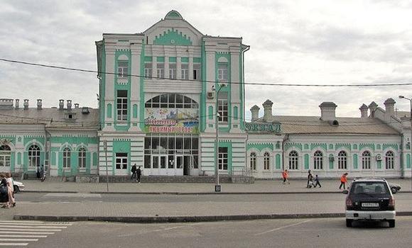 ЖД Вокзал ЖД вокзал Череповец